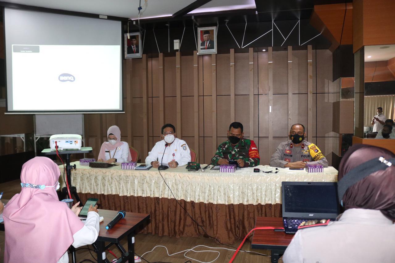 Pemkab Banjar Perpanjang Pelaksanaan PPKM Berbasis Mikro Ke Tahap II