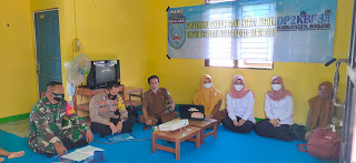 Sosialisasi KKBPK Bagi Mitra Kerja Tk. Kecamatan Kertak Hanyar