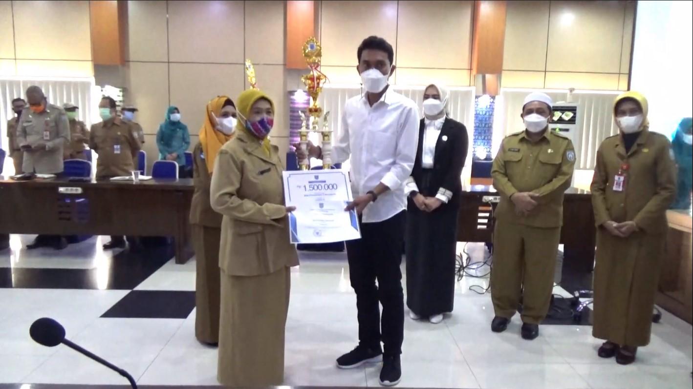Inilah Para Juara Lomba Perpustakaan Desa dan SD/Sederajat Tingkat Kabupaten Banjar